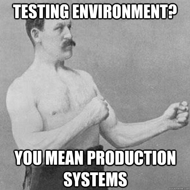 testingenvironment